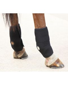 Shires Hot/Cold Joint Relief Boots Black