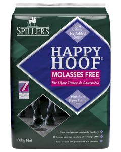 Spillers Happy Hoof Molasses Free Horse Feed 20kg