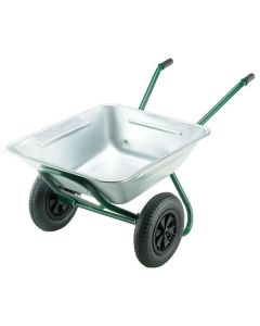 Walsall Wheelbarrow Company Landscaper 175l Twin Wheel