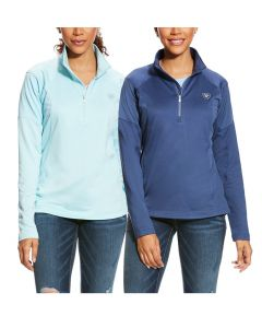 Ariat Ladies Tolt 1/2 Zip Fleece