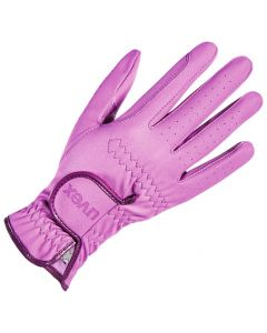 Uvex Childs Sportstyle Kid Riding Gloves Violet