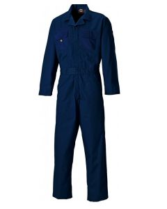 Dickies WD4829 Redhawk Boilersuit Stud Front Navy