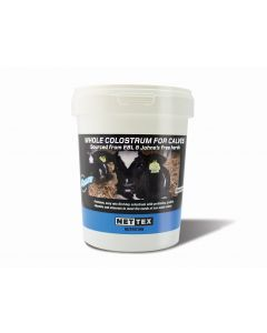 Nettex Whole Colostrum for Calves