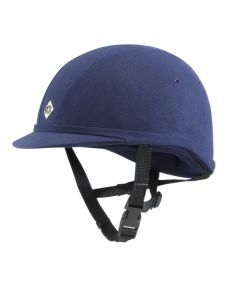 Charles Owen Junior YR8 Riding Hat Navy