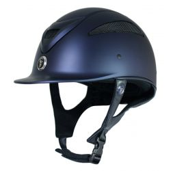 Gatehouse Conquest MKII Riding Hat Matt Navy