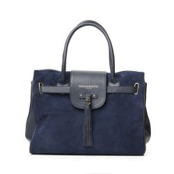 Fairfax & Favor Ladies Windsor Handbag Navy