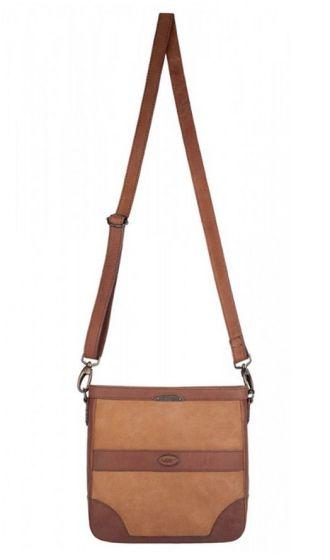 Dubarry Ladies Ardmore Messenger Bag Brown