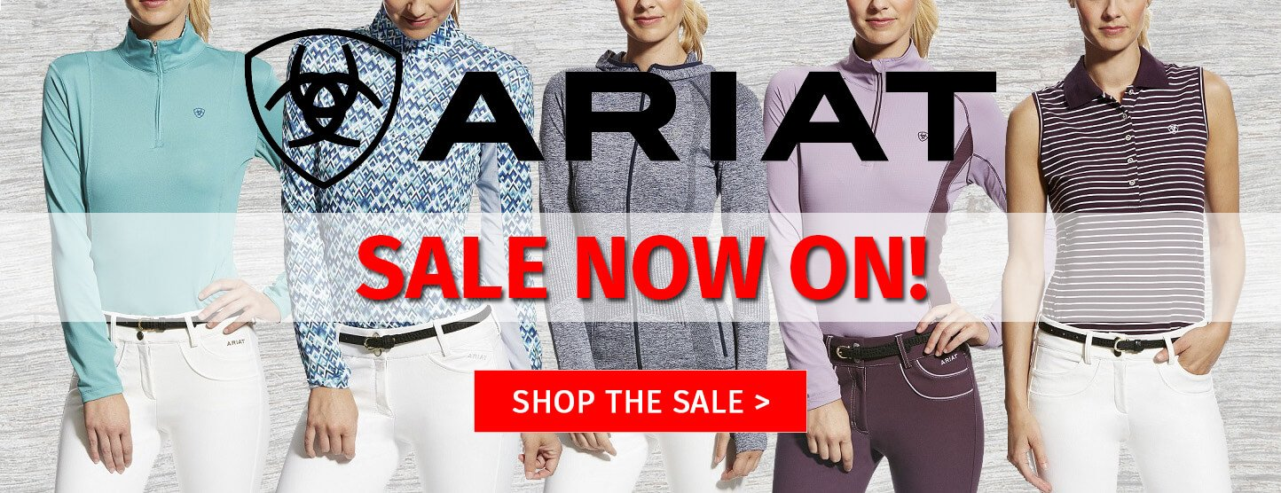 SS18 Sale Ariat