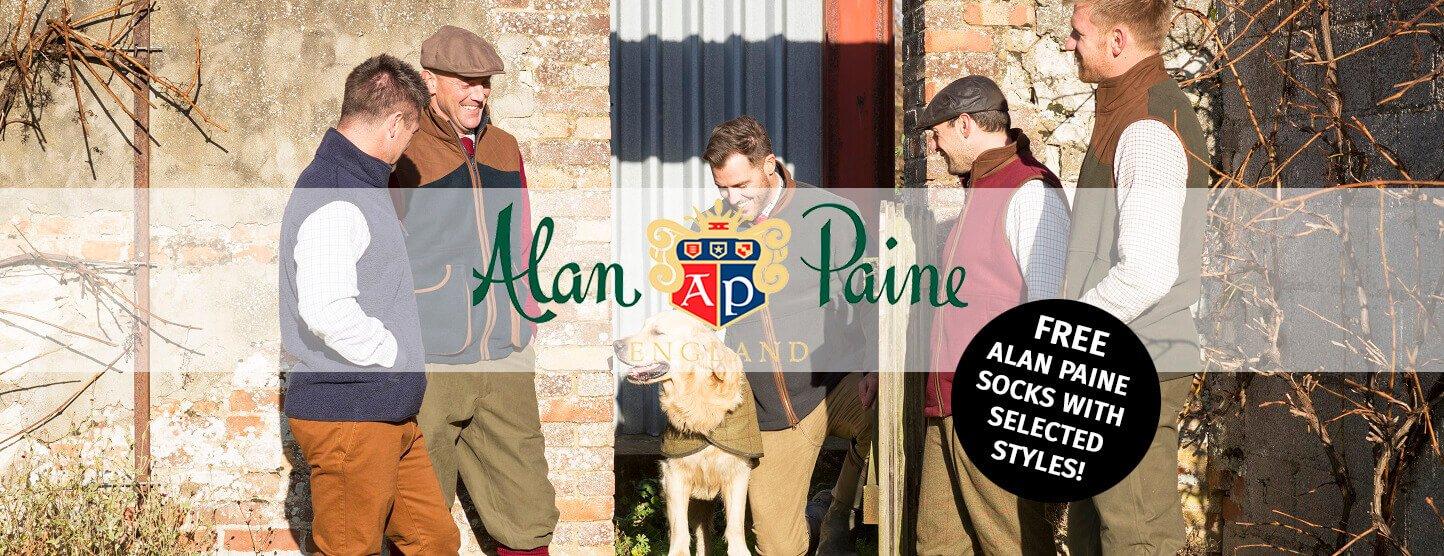 Alan Paine AW18