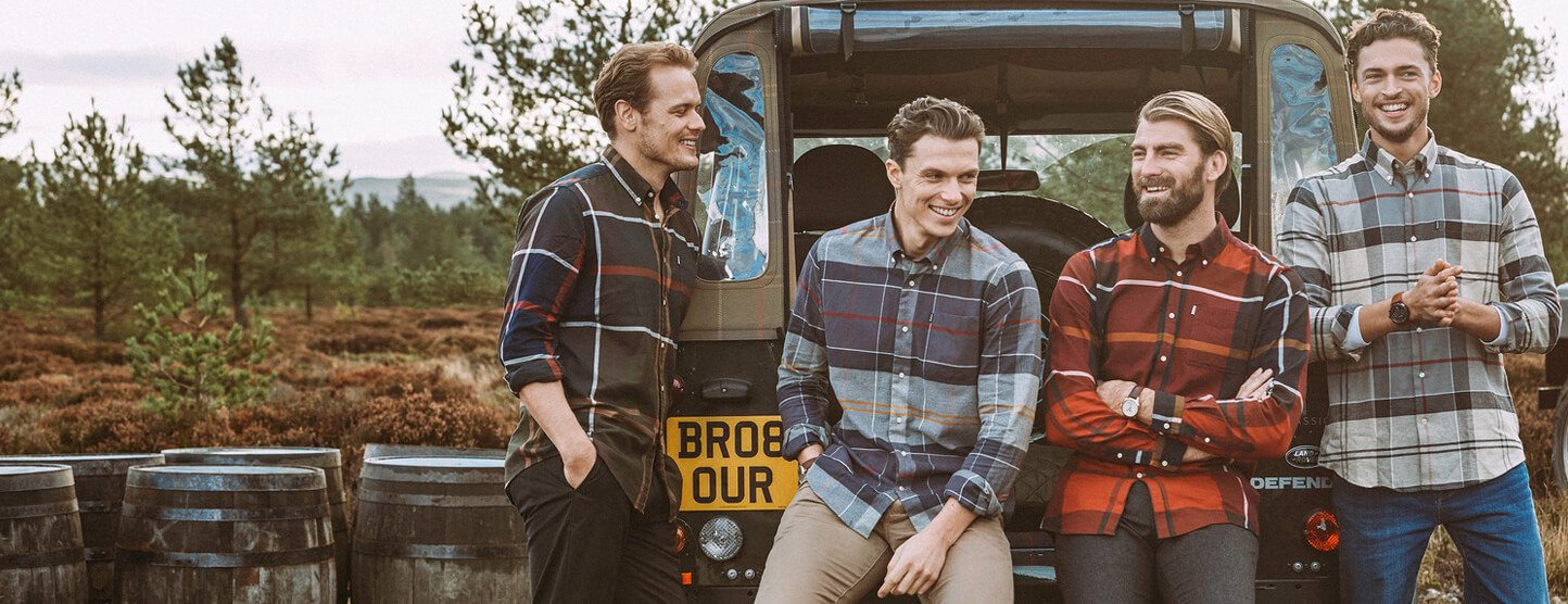 Barbour AW18
