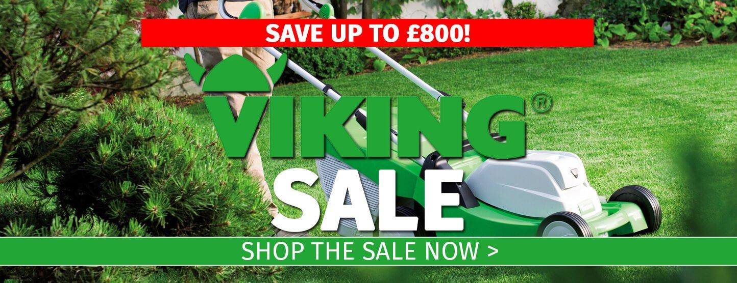 Viking Machinery Sale