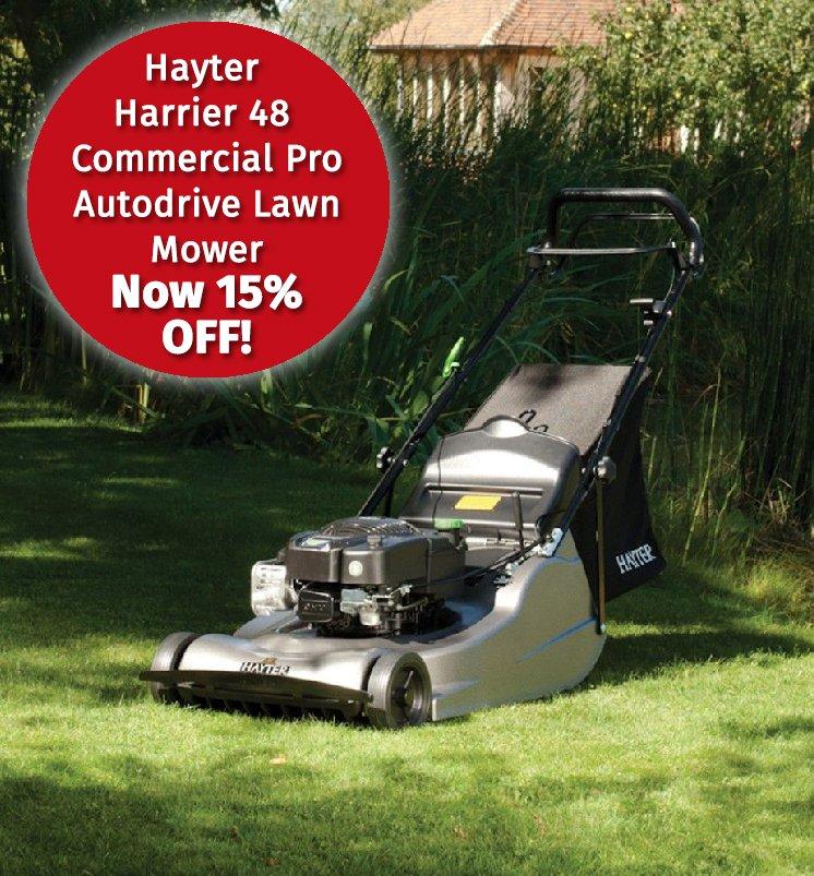 Hayter Lawn Mowers