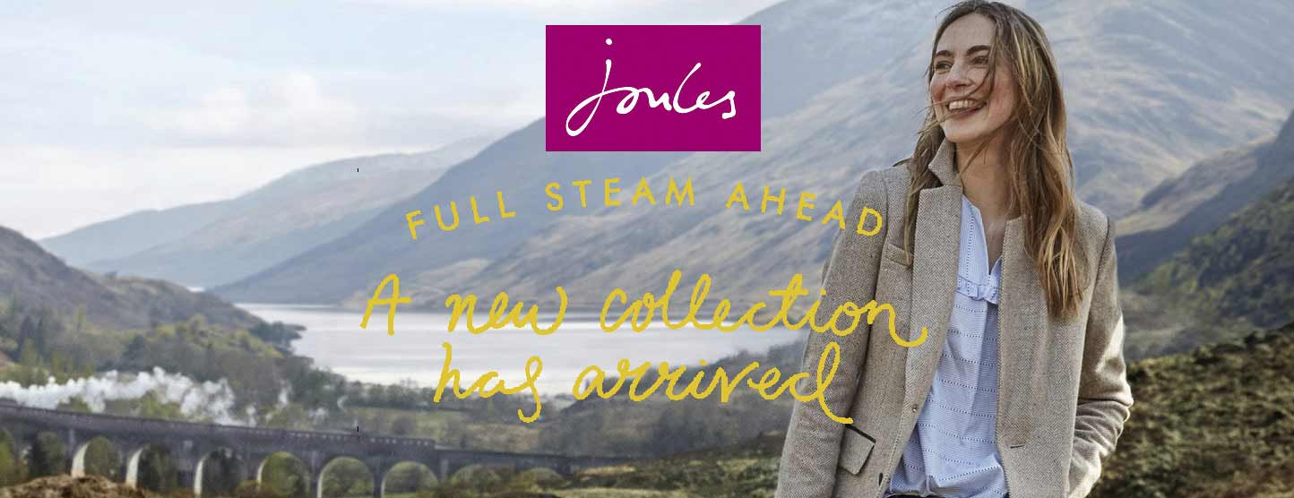 Joules AW17
